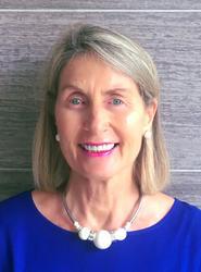 Ilse Stewart, estate agent